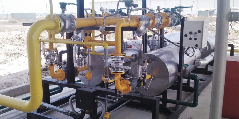 PRU Pressure Reducing Unit