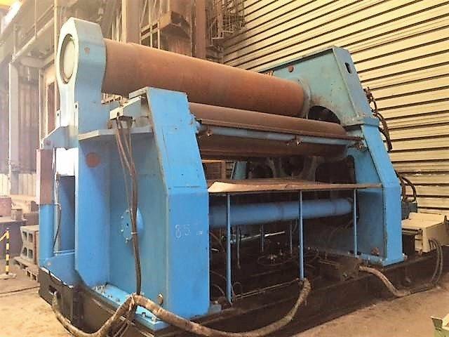 4-roll bending machine