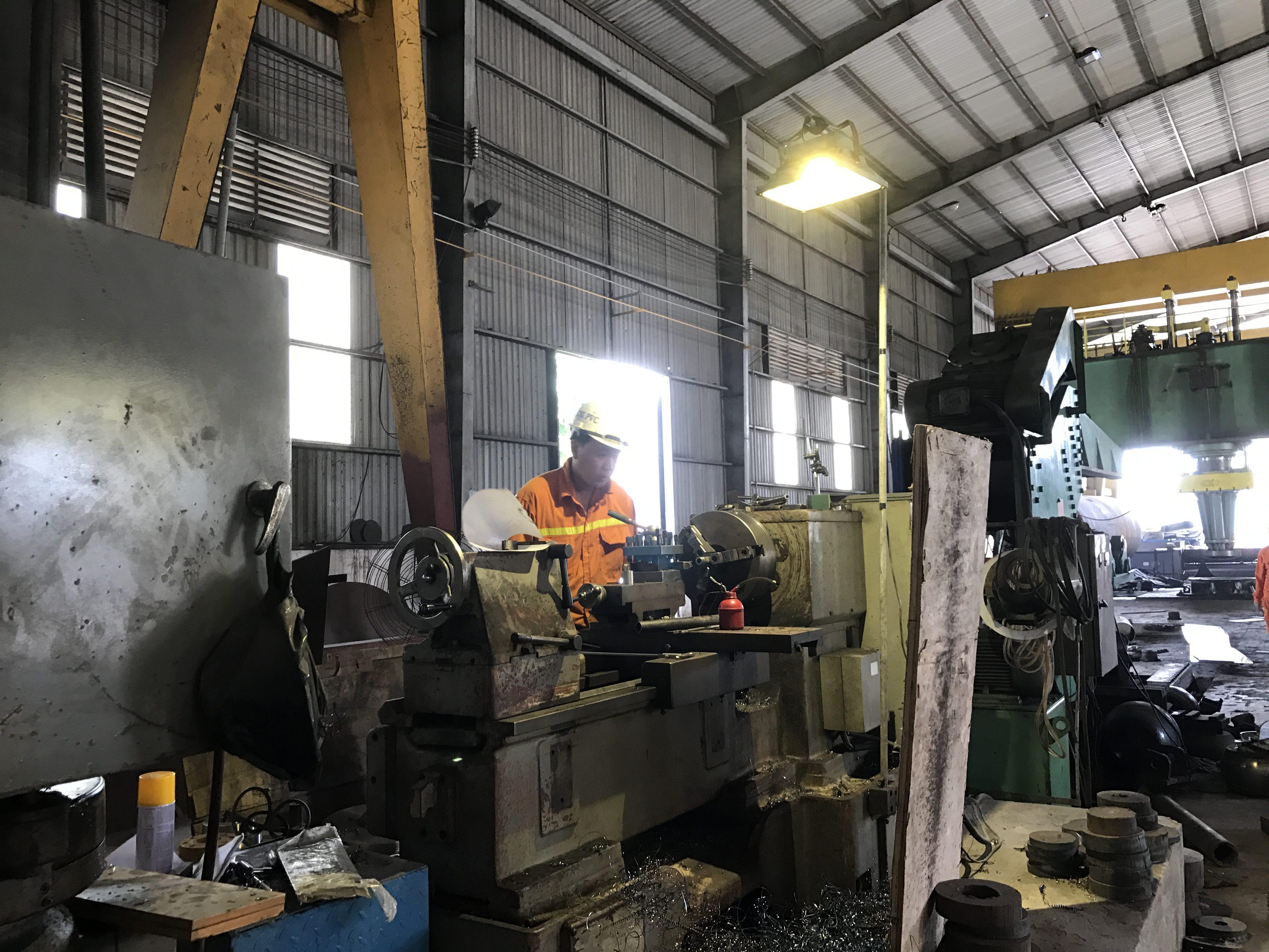 CNI - CN Industrial Co.   QA/ QC System image 2