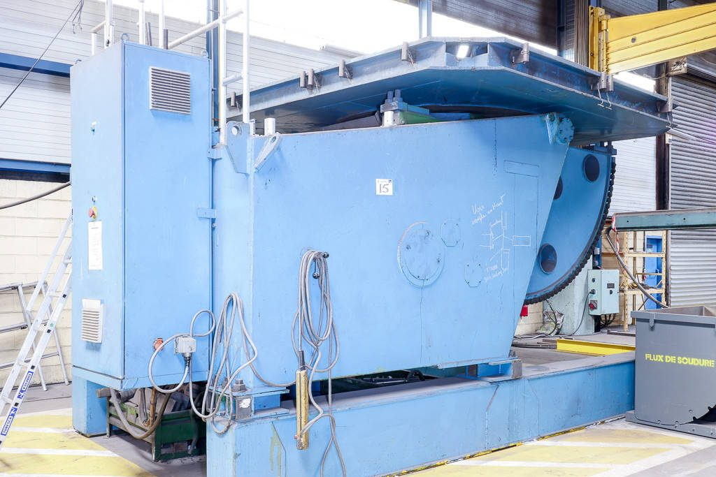 Lambert jouty P600 S2 welding positioner