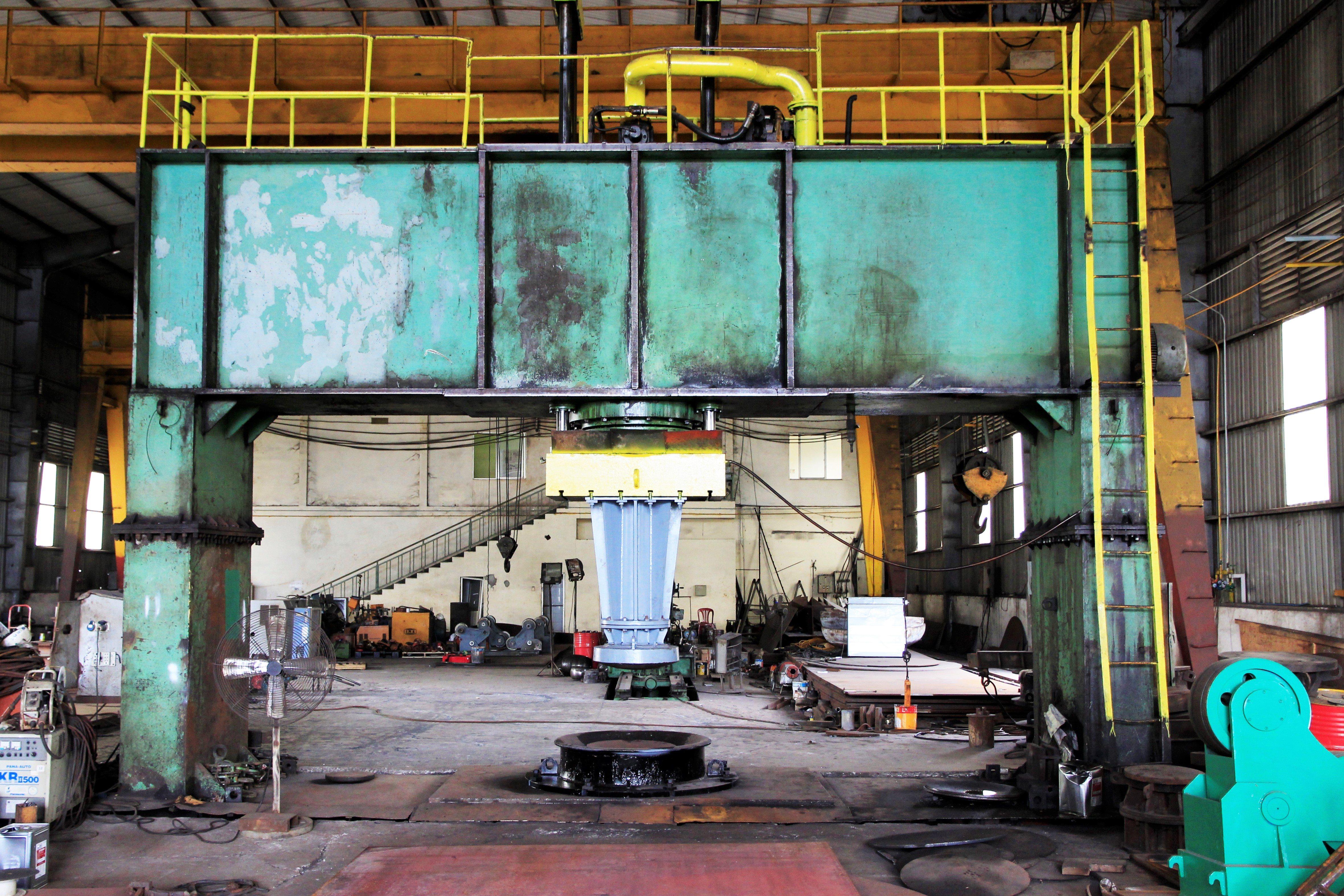 Pressing Machine 1500Mt